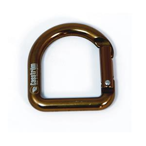 Casstrom No3 Carabiner - Antique Brass