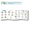 FSC Fold-out Chart - Bees