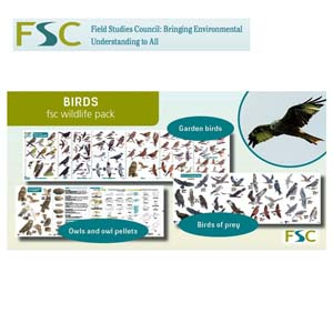 FSC Wildlife Pack - Birds