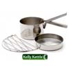 Kelly Kettle Cook Set Stainless Steel - Large