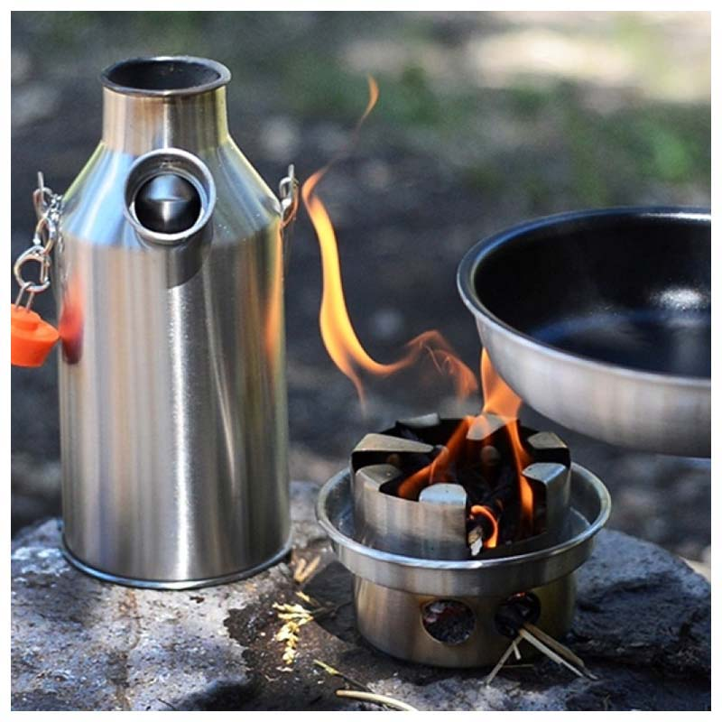 Kelly Kettle Hobo Stove Small Tamarack Outdoors