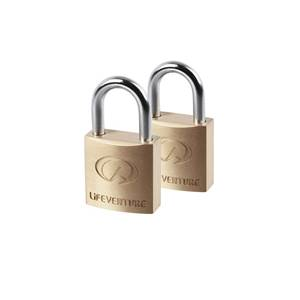 Lifeventure Mini Padlocks x 2