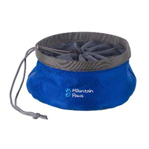 Mountain Paws Small Dog Food Bowl