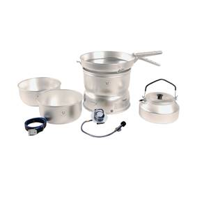 Trangia 25-2GB Aluminium Ultra Light Set with Gas Burner and Kettle