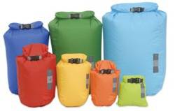 Exped Fold Dry Bags Bright Colours