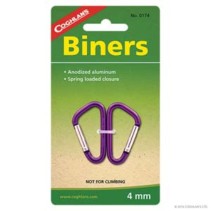 Coghlans Mini-Biners - 4 mm