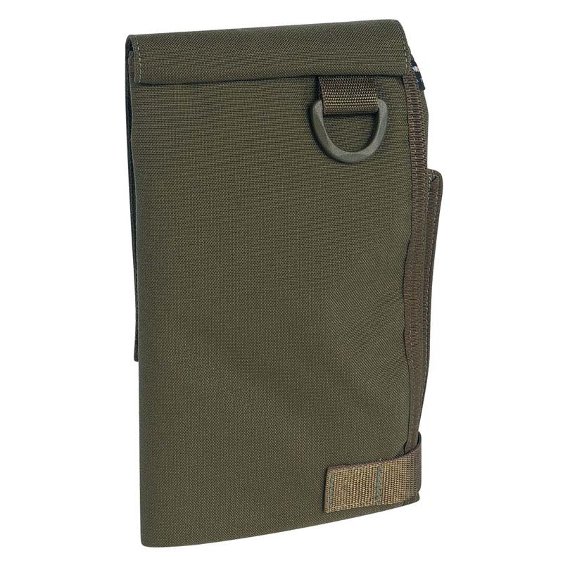 Tasmanian Tiger Map Pouch Olive