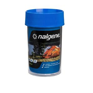 Nalgene Tritan Storage Jars with Blue Lid