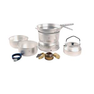 Trangia 27-2 Lightweight Aluminium Set with Kettle