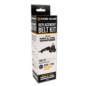 Work Sharp Replacement Belt Bulk Packs for Original Sharpener