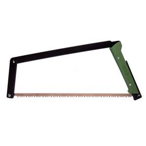 Agawa Canyon Boreal 24 Saw With Sidney All Purpose Blade - Black and Green