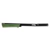 Agawa Canyon Boreal 21 Saw With Sidney All Purpose Blade Black and Green