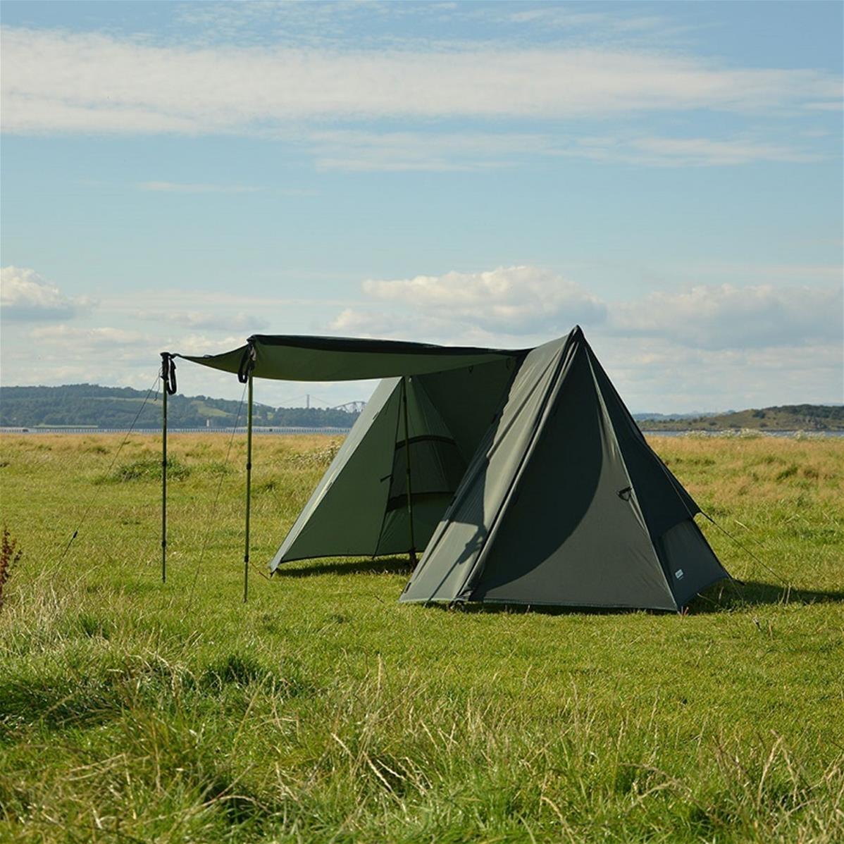 DD Hammocks Superlight A-Frame Tent & DD Hammocks Superlight A-Frame Tent | Tamarack Outdoors