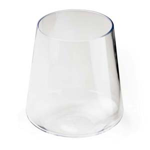 GSI Stemless White Wine Glass