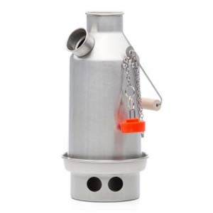 Kelly Kettle Small Trekker Aluminium