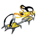 Crampons and Snowshoes