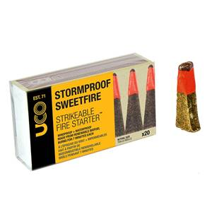 UCO Stormproof Sweetfire Strikeable Firestarter