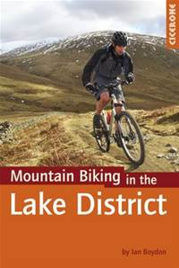 Cicerone Guide - Mountain Biking In The Lake District