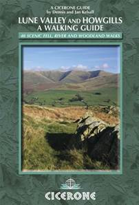 Cicerone Guide - The Lune Valley and Howgills - A Walking Guide