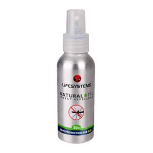 Lifesystems Natural Insect Repellent 30+ Spray