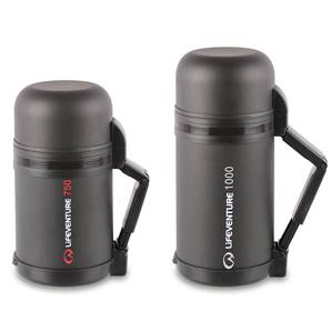 Lifeventure TIV Widemouth Vacuum Flasks