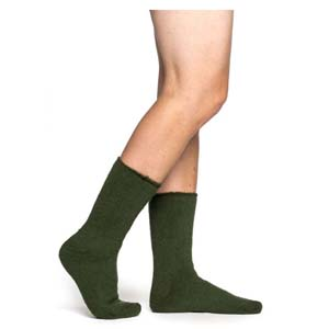 Woolpower Socks 600 Green size 36-39