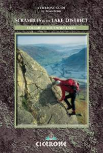 Cicerone Guide - Scrambles in the Lake District - South