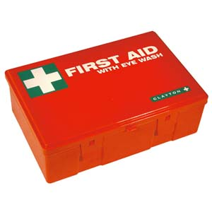 Clayton High Spec Forestry First Aid Kit