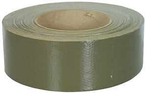 Duct Tape - Olive - 50 mtr Reel