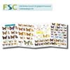 FSC Fold-out Chart - Butterflies