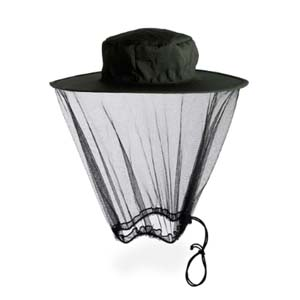 Lifesystems Pop-up Mosquito and Midge Head Net Hat