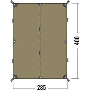 Tatonka Tarp 4 TC Polycotton