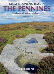 Cicerone Guide - Great Mountain Days In The Pennines