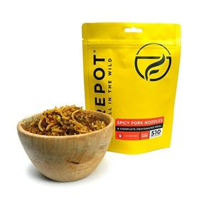 Firepot Spicy Pork Noodles