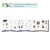 FSC Fold-out Chart - Mammal Tracks and Signs