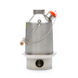 Kelly Kettle Medium Scout Stainless