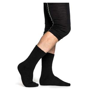 Woolpower Socks 600 Black 36-39