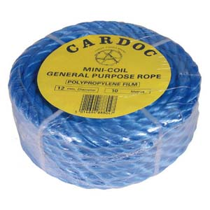 Cardoc Mini-Coil General Purpose Rope