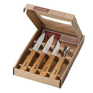 Opinel 4-Piece Kitchen Set