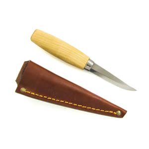Casstrom Wood Carving Knife 8cm