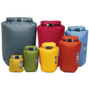 Exped Fold Drybags Classic Colours