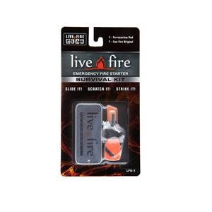 Live Fire Gear Live Fire Survival Kit