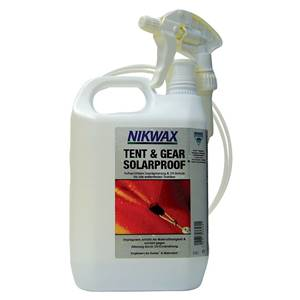 Nikwax Tent and Gear Solar Proof Spray