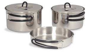 Tatonka Cookset Regular 4000