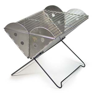 UCO Flatpack Portable Grill & FirePit