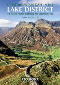 Cicerone Guide - Great Mountain Days in the Lake District
