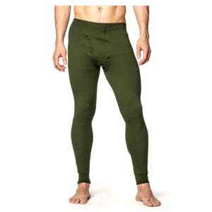 Woolpower Long Johns w fly 400