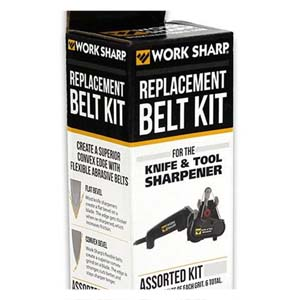 Work Sharp Original Assorted Belt Kit