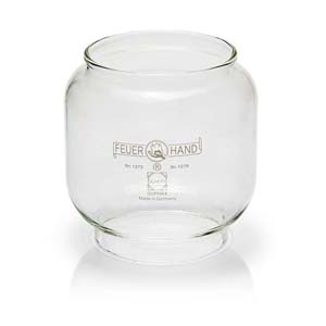 Feuerhand 276 Clear Glass Globe