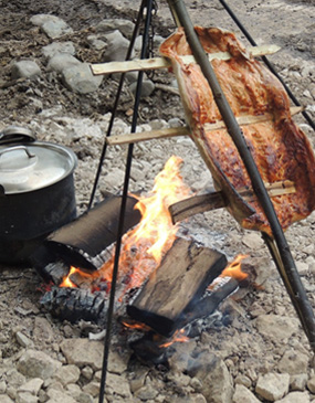 Wilderness Cookery Course
